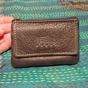 Fossil key/card wallet